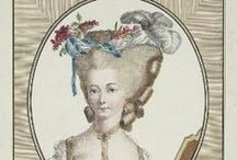 18th Century Hair & Hair Products / 18th Century Hair, products, and Accessories
