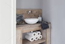 BATHROOM / by Dosxdos Interiorismo