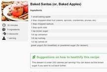 Holiday Recipes- Healthified / Awesomely delicious holiday recipes with simple suggestions on how to healthify the dishes / by Zipongo