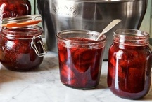 Jams, preserves and homemade delicacies / by Heli Bergius