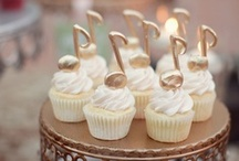 Wedding food & desserts