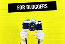 blog life. / Blogging tips.
