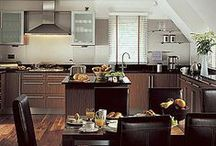 Chef's Kitchens / Channel your inner chef (or just your inner foodie!) when you travel to one of these exchange homes. / by HomeExchange.com
