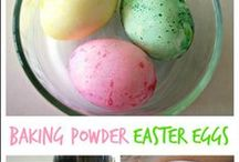 Easter and Spring Crafts and Treats