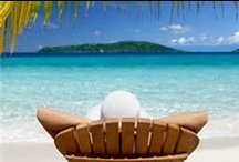 Vacation Time / Here are some ideas to help you plan your vacation getaways to rest and recharge.