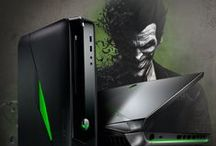Alienware / Imagery from Alienware's high performance gaming line of products. Game victorious. / by Dell