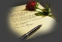 Love Notes from The Heart.... / Beautiful notes of Romance and Love / by ♀Victoria♀