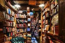 all things books. / my love affair with books.