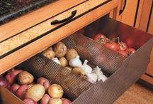 Organization - Kitchen / Kitchen organization pins started taking up my whole organization board. In order to plan my kitchen better, I am putting all kitchen organization here so I can really consider how I use my kitchen.