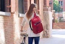UPTOWN / Whether you are commuting downtown or traveling the world, ZERO NEW YORK's Uptown Collection has the perfect bag for you. With five unique styles of Lifestyle Bags in four classic colors (Black, Blue, Gray, and Red), the Uptown Collection combines lightweight design with extensive organization and flexibility.