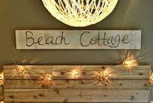 Beach house one day