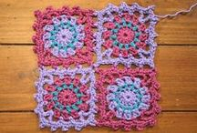 Be Craftsy! Joining Crochet Motifs / Images from my Craftsy class Joining Crochet Motifs. Includes some wonderful student projects! This affiliate link gives you 50% off the class price: www.craftsy.com/ext/EdieEckman_304_H  / by Edie Eckman