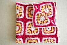Baby Blanket Crochet Along on Creativebug / Projects from Baby Blanket Crochet Along on Creativebug #affiliate http://shrsl.com/?~a95e  / by Edie Eckman
