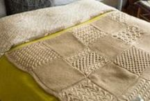 Cabled Afghan Knit Along on Creativebug / Projects from Cabled Afghan Knit Along on Creativebug #affiliate http://shrsl.com/?~a95h  / by Edie Eckman