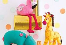 Children's Toys / All sorts of toy patterns to make your little ones a cuddly friend. Shop all of our patterns on www.simplicitynewlook.com