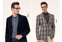Menswear patterns / Whether you're sewing for a male family member, friends or yourself, Simplicity has a range of male sewing patterns for all occasions. Shop www.simplicitynewlook.com.