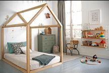 Play room Spaces / Colorful and stylish ideas for the little ones