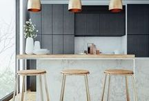 Decorating a kitchen / by Unidentified Lifestyle