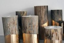 with Wood / by Unidentified Lifestyle