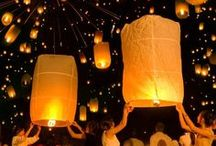 """By Lantern Light / """"I have believed the best of every man. And find that to believe it is enough to make a bad man show him at his best, or even a good man swing his lantern higher."""" ~William Butler Yeats"""