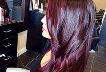 hair / by Stephanie Eddins