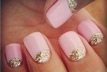 nail art / by Stephanie Eddins