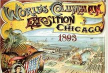 1893 Chicago-World's Columbian Exposition / Universal Exposition, Historical, Discovery of America / by Donna Hoekzema