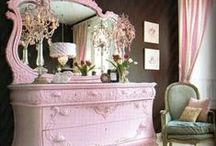 bedroom ideas / by Stephanie Eddins