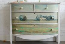 Furniture: Makeover & Make It Yourself / by Amy Schauble