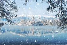 Water, snow, ice