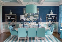 The Mabley Handler Beach House Dining Room at the 2012 Hampton Designer Showhouse