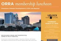 ORRA Events
