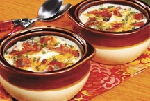 """Gluten Free Soups and Stews / """"Only the pure in heart can make a good soup."""" ~Ludwig van Beethoven"""