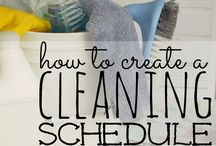 """Cleaning and Organizing / """"Organization is what you do before you do something, so that when you do it, it's not all mixed up."""" ~A.A. Milne"""