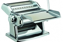 P is for... Pasta machine / For fresh pasta lovers, here are our favourite pasta dishes...