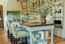 future kitchen / by Stephanie Eddins