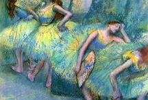"Edgar Degas / ""A painting requires a little mystery, some vagueness, and some fantasy. When you always make your meaning perfectly plain you end up boring people."" ~Edgar Degas"