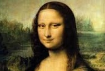 """Leonardo da Vinci / """"Painting is poetry that is seen rather than felt, and poetry is painting that is felt rather than seen."""" ~Leonardo da Vinci"""