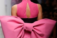 """Pink & Black / """"Wear pink!' her mother had said. 'It confuses the enemy."""" ~Donita K. Paul / by Nanette Clark"""