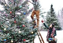 """Have Yourself a Merry Little Christmas / """"Christmas waves a magic wand over this world, and behold, everything is softer and more beautiful."""" ~Norman Vincent Peale"""