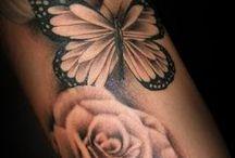 { tattoo } / by Corinne