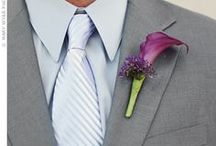 Boutonnieres & Corsages / by Amy Schauble