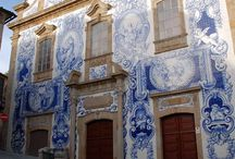 { Lisboa } / Inspiration from the blue waters and intricate tiles of Lisbon, Portugal.