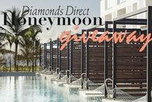 Proposal Video Honeymoon Contest / Planning your honeymoon? You're in luck! This fall Diamonds Direct has teamed up with A Way To Go Travel, Finest Resorts and Simon G. Jewelry to give one lucky couple the Honeymoon of your dreams!