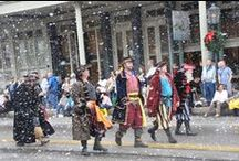 DICKENS ON THE STRAND / Galveston's world famous Victorian holiday festival returns to Galveston Island December 4-6, 2015.