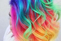 Hair Fashion Colors