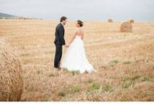 Farm Wedding Inspiration / All the farm and countryside wedding ideas you might need.