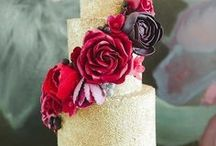 Wedding Cake Inspiration / Beautiful, mouth watering cakes for every taste and style!