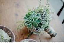 Green Wedding Inspiration / Keeping it green, fresh and natural we give you green bridal inspiration in all shapes and forms.