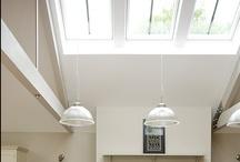 Kitchen ceiling